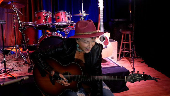 Jilla Webb | Jazz and Blues band with vocals available for booking